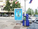 Косовская-Митровица. Северная часть.