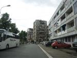 Косовская-Митровица. Сербская часть.