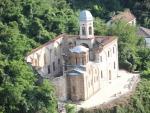 Косово. Призрен. Церковь Святого Спаса 1330 год