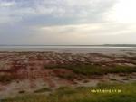 Высыхающие озера Казахстана