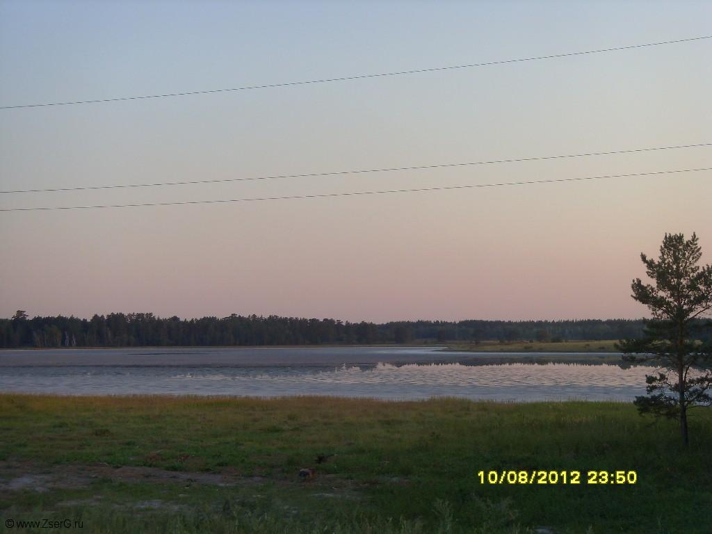 Соленые озера Казахстана