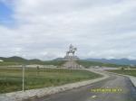 Статуя Чингизхану