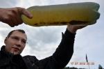 Вот такой бензин мы залили в Кемерово