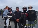 Встреча в Артеме. Вэл. Роберт. + дети и жены