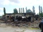 Польша. Освенцим - 2. Руины одного из крематориев. Всего их было 4 или 5, не считая