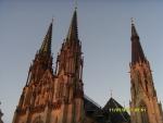 Чехия. Оломоуц. Кафедральный собор св.Вацлава