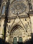 Чехия. Прага. В Пражском граде