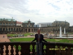 Германия. Дрезден. Дрезденский Цвингер.