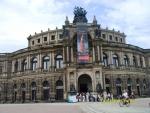 Германия, Дрезден. Опера