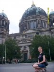 Германия. Берлин. Домский собор