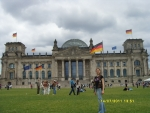 Германия. Берлин. Рейхстаг