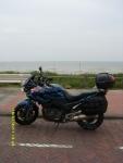 Голландия. Северное море. Ооочень холодно.