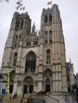 Бельгия. Брюссель. Центральный Собор