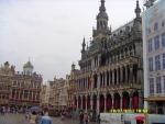 Бельгия. Брюссель. Центральная площадь
