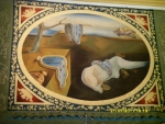Испания. Фигуэрос. Театр-Музей Дали. Под потолком одной из комнат