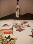 Испания. Фигуэрос. Театр-Музей Дали. А тут бабочки и цветочки превращаются в рыцаря на коне