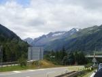 Швейцария. В Альпах. Всё выше. Всё холодней....