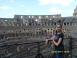 Италия. Рим, Колизей