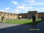 Ватикан. Внутренний двор