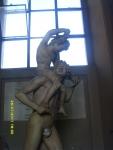 Ватикан. Музей Ватикана. У статуи живые глаза
