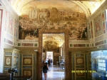 Ватикан. Музей Ватикана. Чего там только нет... Там же находится Сикстинская капелла. Но фотографировать там нельзя
