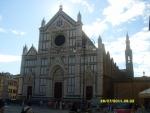 Италия. Флоренция. Собор Санта-Кроче
