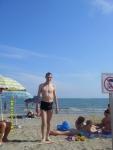 Италия. Пляж недалеко от Венеции