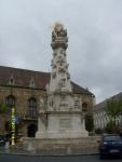 Венгрия. Будапешт. Он состоит из двух частей: Будай и Пешт. Это Будай