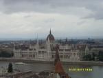 Венгрия. Будапешт. Вид на Пешт