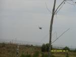 Вертушка над Грозным