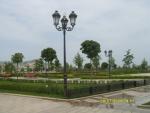 В центре Грозного
