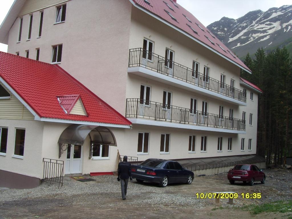 Гостиница Алима