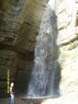 Малый Чегемский водопад