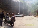 Большие Чегемские водопады