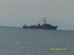 Абхазия. Новый Афон.Военные корабли