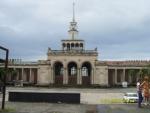 Абхазия. Сухум. Вокзал