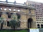Абхазия. Сухум. Дом парламента. Работающий