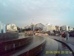 В районе Вокзала