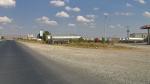 Брошенные сирийские бензовозы
