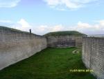 Хотинская фортеция. Ров