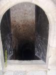 Хотинская фортеция. Вход в казематы