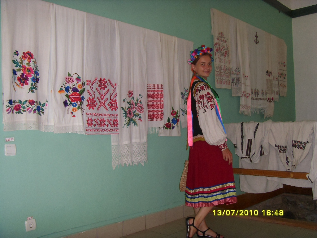 Меджебиш. Украинская красавица с урала