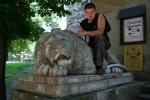 Львов. Древние львы