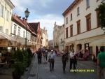 Вильнюс. Старейшая улица