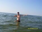 Куршская коса. Балтийское море