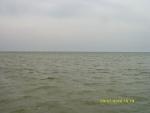 Открытое море, глубиной меньше метра