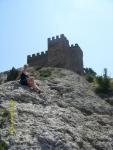 Судак. Консульский замок