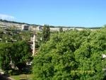 Вид с Соколиной башни