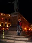 В Одессе у Дюка