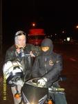 Водкин и Джокер по пути в Одессу